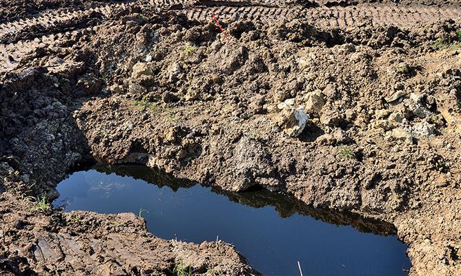 dépollution des sols